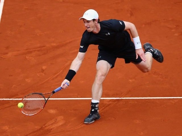 Result: Andy Murray avoids French Open first-round exit by beating Radek Stepanek in five #FrenchOpen #Tennis