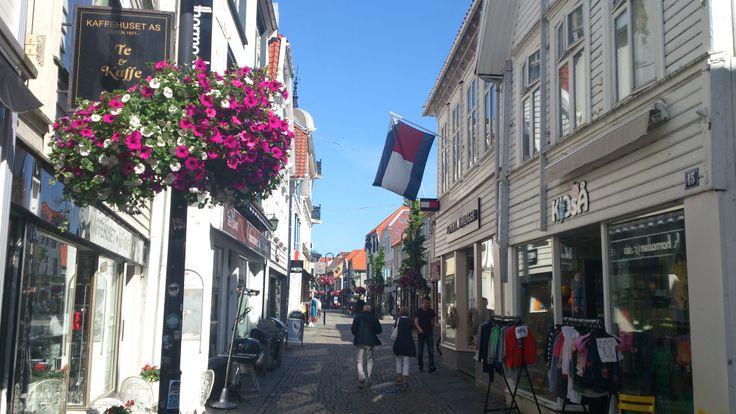 Stavanger center