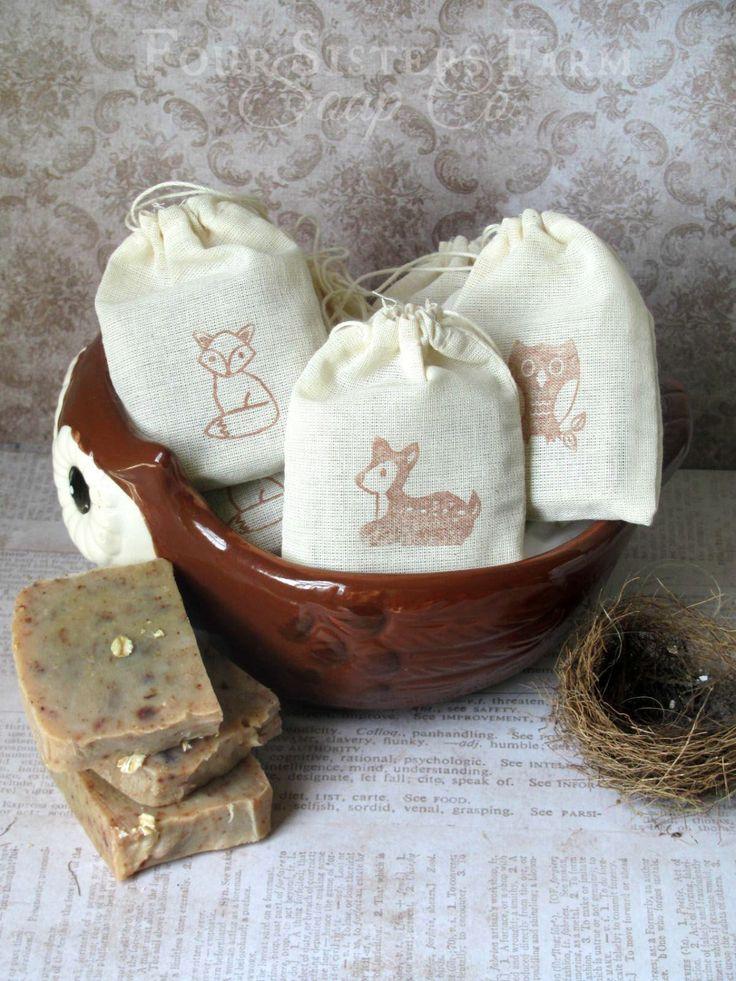 Woodland Baby Shower, Woodland Favors, Woodland Creatures, Woodland Soap  Favors, Woodland Creature