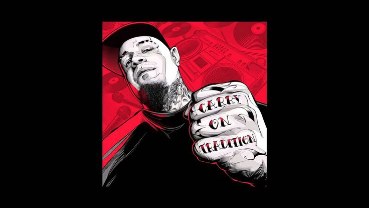 "Vinnie Paz ""God Bless"" (from Carry On Tradition EP)"