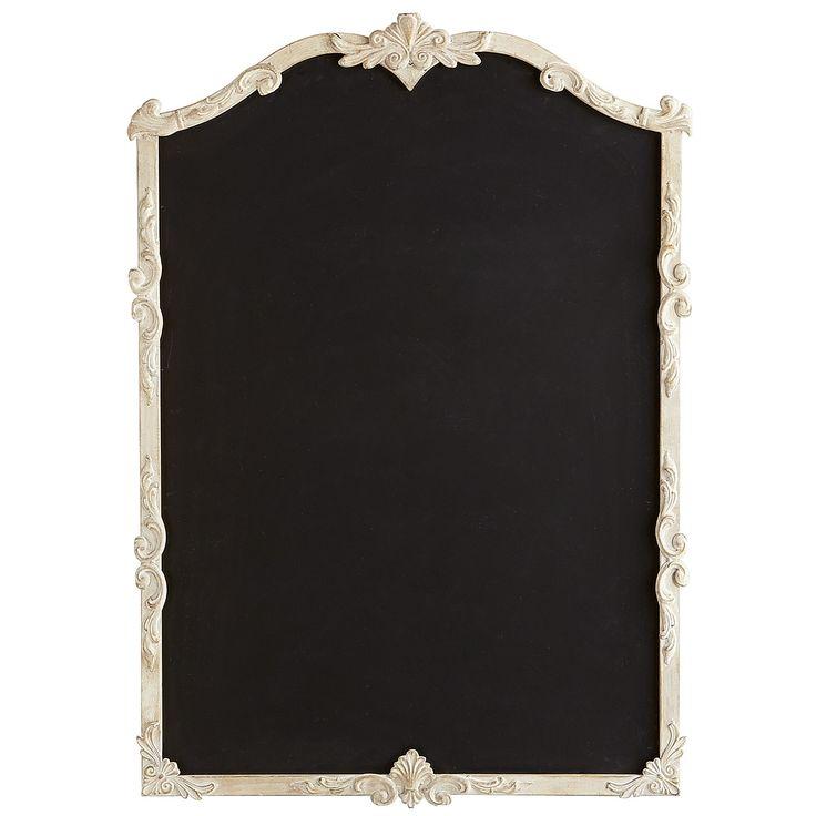 Home Decor Chalkboard: Vintage Chic Tall Chalkboard