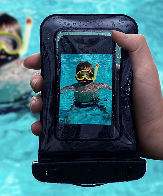 Clear Waterproof Smart Phone Case - for any brand, iPhone, Samsung etc. #product_design