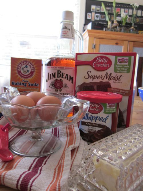 Jim Beam and Betty Crocker