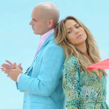 J-Lo, Pitbull Video Shoot Dogged by Gunshots | The Gossip Wire | Gossip | MyDailymoment.com