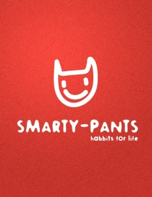 SMART PANTS / logo for children's brand