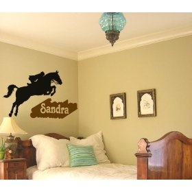 1000 images about sierra 39 s horse room ideas on pinterest for Crazy bedroom wall designs