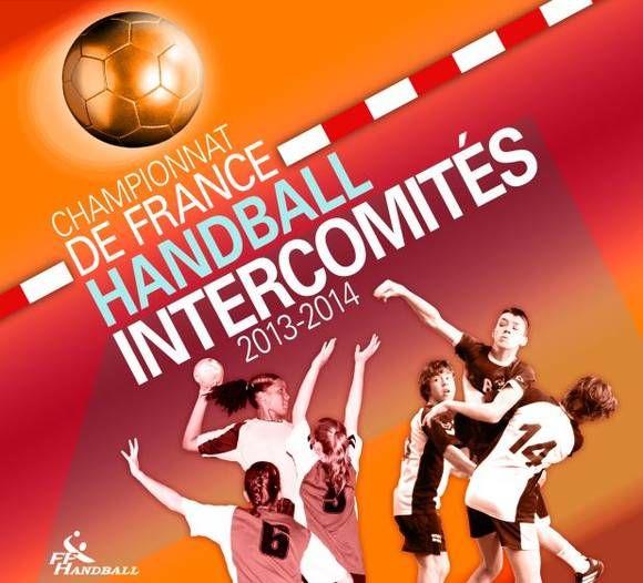Fédération française de handball : FFHB: Intercomités : Les finalités les 7 et 8 juin