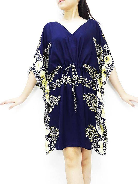 Plus Size, V neck, Rayon Kaftan, Beach Kaftan, #clothing #women #shirt @EtsyMktgTool http://etsy.me/2yiVgiK #beachcover #wrapscarf