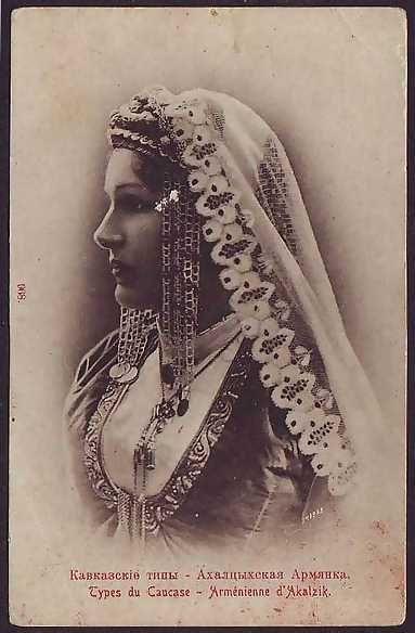 Armenian from Akhaltsikh (early 1910) D. Ermakov