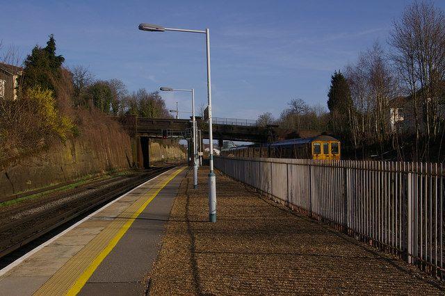 Earlswood Railway Station (ELD) in Redhill, Surrey