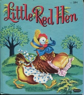 Vintage Children's Books - I use to love this book!
