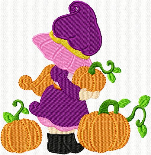 43 best halloween images on pinterest beading calendar and crafts sunbonnet sue halloween fandeluxe Choice Image