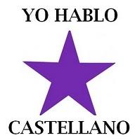 Yo hablo castellano