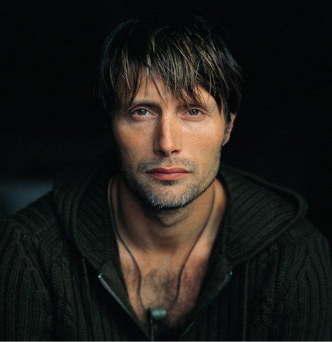 "Mads Mikkelsen in Casino Royale (haven't seen it), but waiting for him in ""The Hunt""."