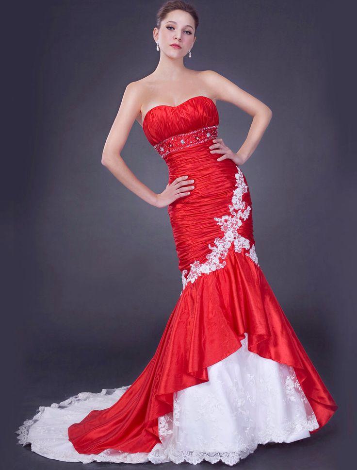 Mejores 19 imágenes de Dresses en Pinterest | Vestidos de boda ...