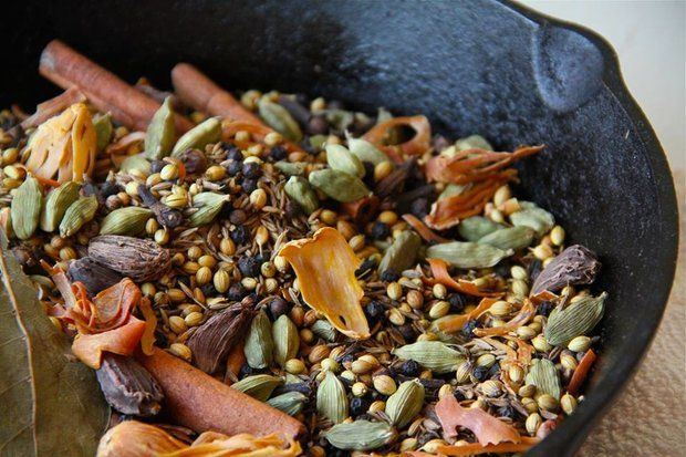 Kašmírská smažená žebra, Foto: Just Spice