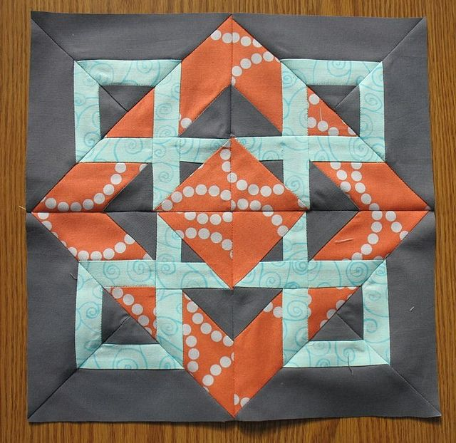 Celtic Sunrise Block