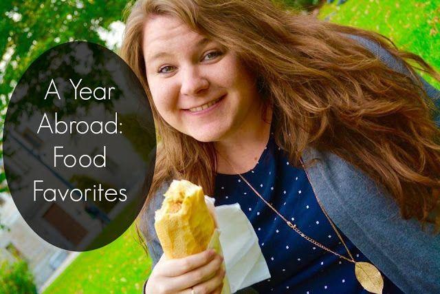 Miranda Writes: A Year Abroad : Food Favorites