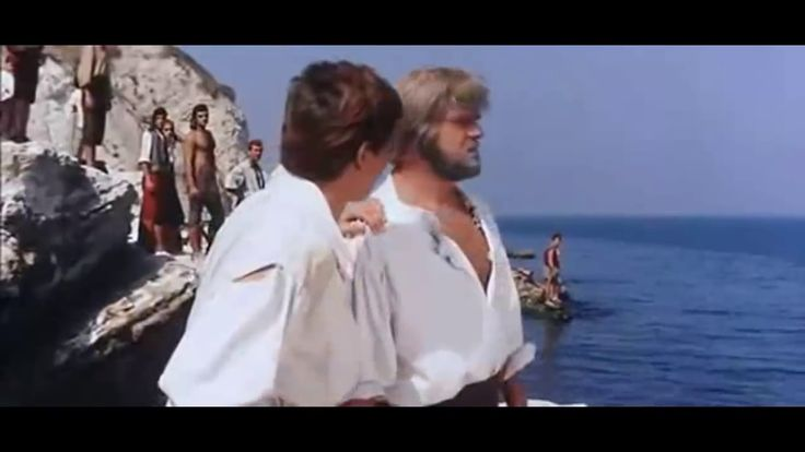 Film - Piratul din Insule - Avenger of the Seven Seas (1962).Sub.Ro.  (A...