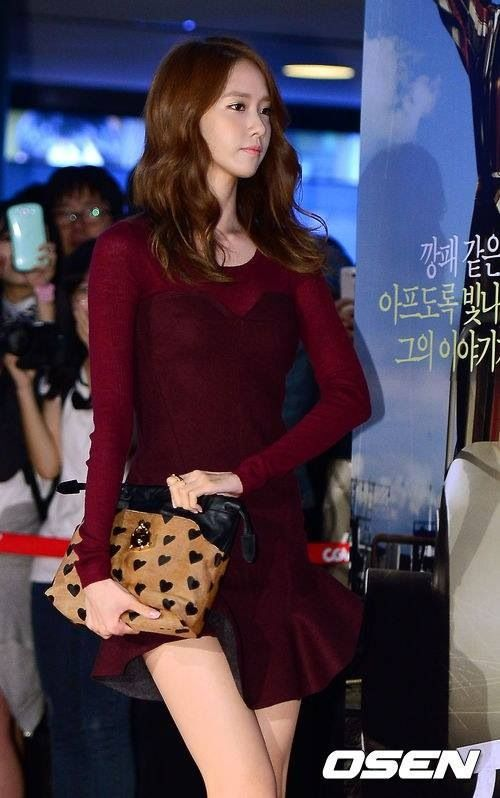 Yoona. LOOK AT THOSE LEGS!!!!! :O *cries*