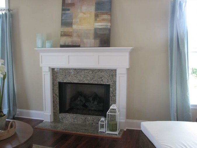 17 Best Images About Fireplace Surrounds On Pinterest