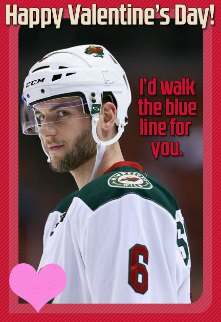283 best Hockey Valentines images – Hockey Valentines Day Cards
