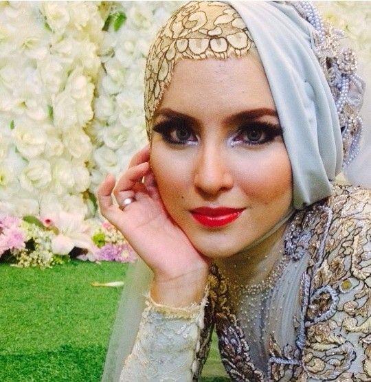 #brides #hijab