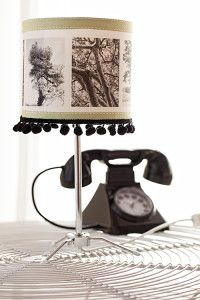 Creative Company   Photocraft: Interchangeable lampshade