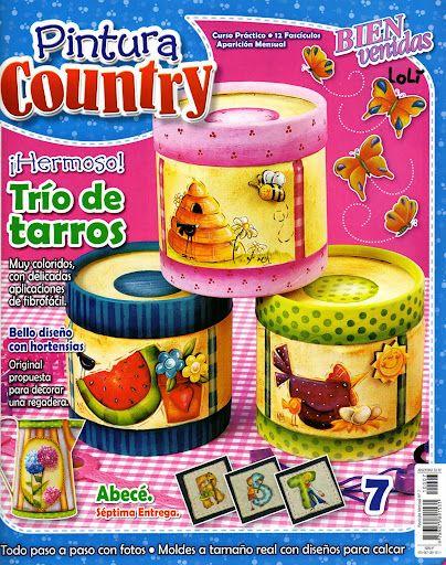 Album Picasa Lenceria De Baño:Revista Pintura Country