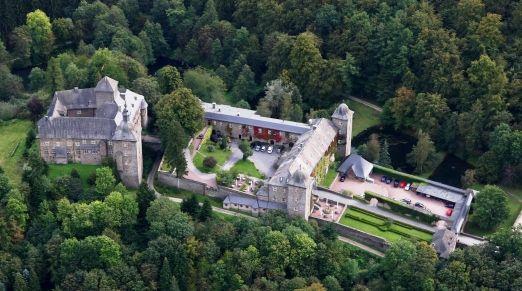 Burghotel Schnellenberg - Germany  http://www.historichotelsofeurope.com/en/Hotels/castle-burghotel-schnellenberg.aspx