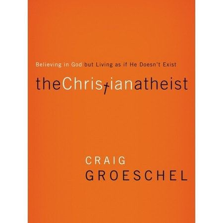 Christian Atheist-Hardcover
