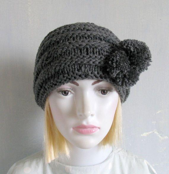 Hand Knitted Ladies Headband Ear Warmer Winter Warm Spring