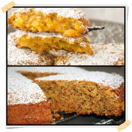 Biscotti e torta alla carota: ricette dalla fase di crociera - http://www.lamiadietadukan.com/ricette-dukan-biscotti-torta-carota/  #dukan #dietadukan #ricette