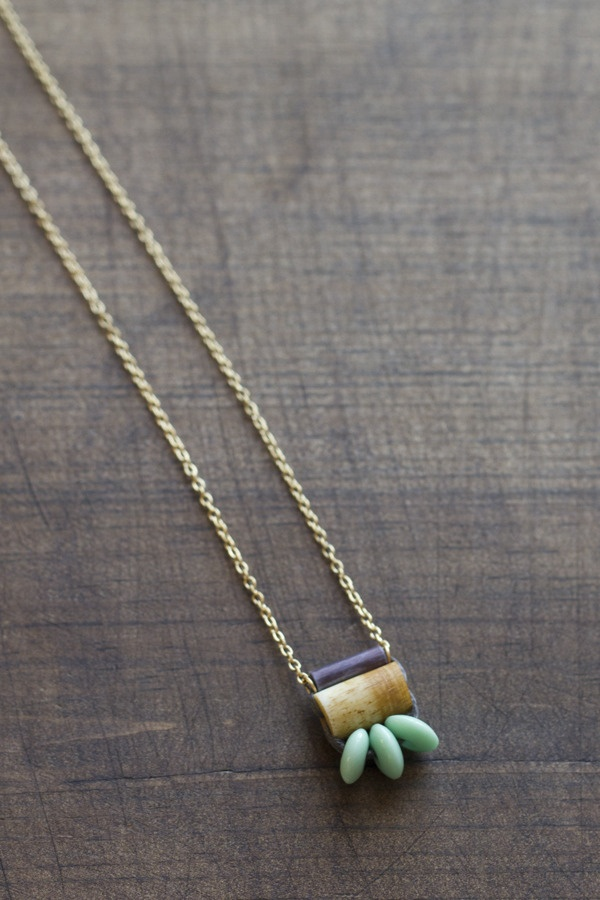 Ceramic Woven NecklaceCeramics Woven, Woven Necklaces, Products