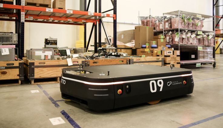 Why Caterpillar and GE Investing In This Self-Driving Vehicle Startup