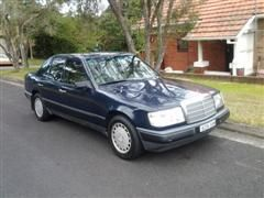 MERCEDES 300E 1989 Comfortable and Reliable