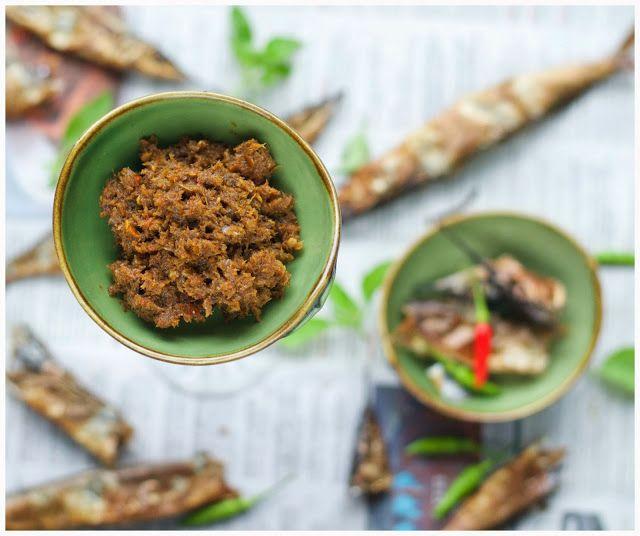 Indonesian Medan Food: Sambal Roa