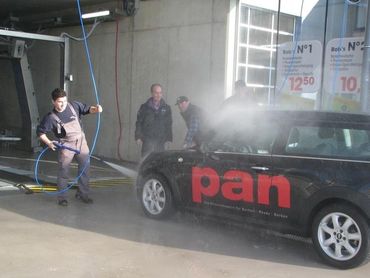 pan Bocholt in Bob`s Car Wash – März 2013