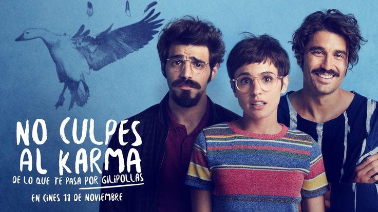 No culpes al karma de lo que te pasa por gilipollas (2016), Maria Ripoll. Tráiler Final HD.