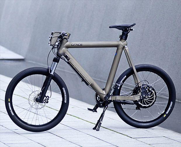 Grace Electric Bikes