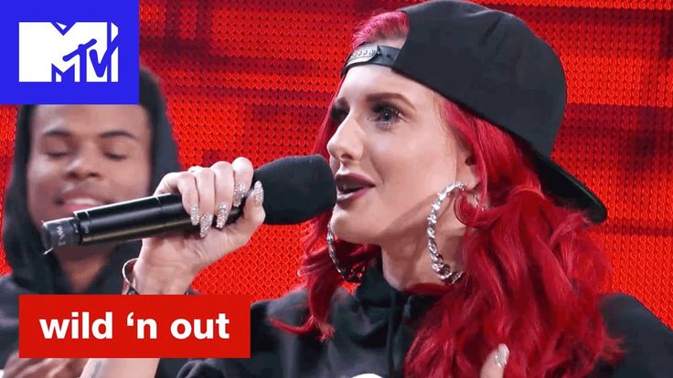 Trevor Jackson vs Nick Cannon & White Girl Battle Gets Sexual | Wild 'N Out | #Wildstyle - YouTube