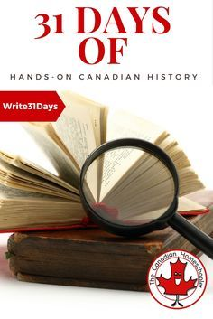 Hands-On Canadian History (Use American History instead)