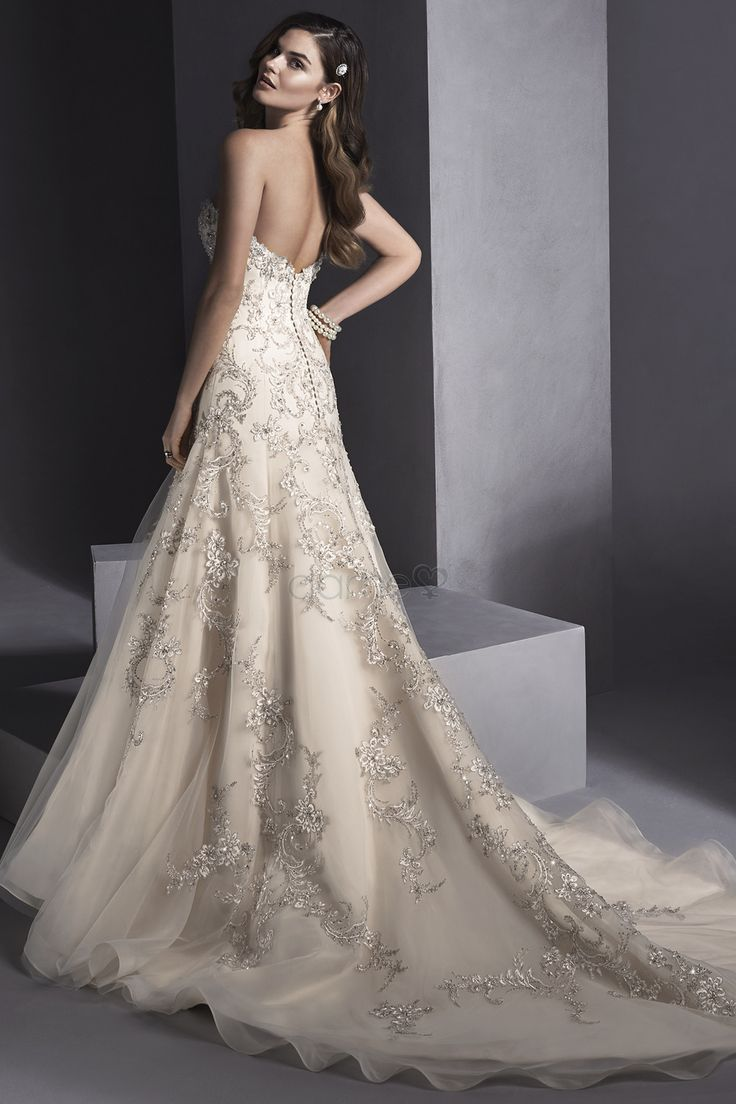278 best Brautkleider Online images on Pinterest | Bridal dresses ...