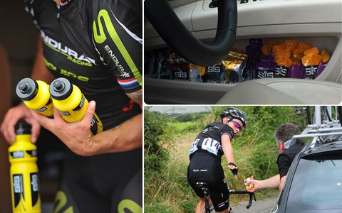 Top Ten Nutrition Tips for Cycling