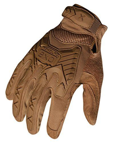 Ironclad EXOT-ICOY-03-M Tactical Operator Impact Glove, Coyote Brown, Medium by Ironclad
