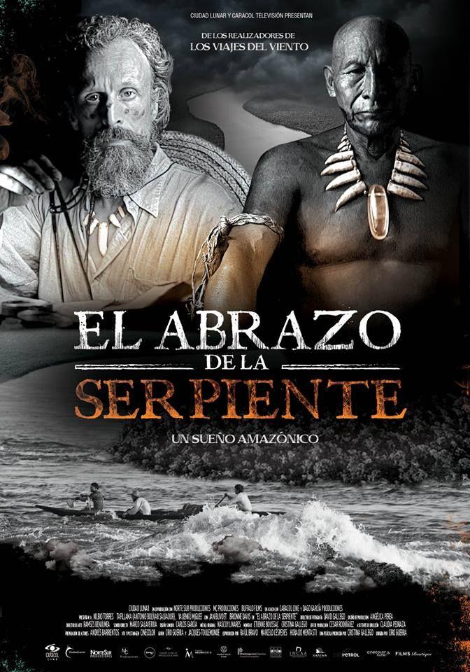 El Abrazo de la Serpiente. Ciro Guerra. 2015.