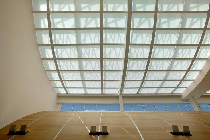 Norman Y.Mineta San Jose International Airport Terminal B / Fentress Architects (14)