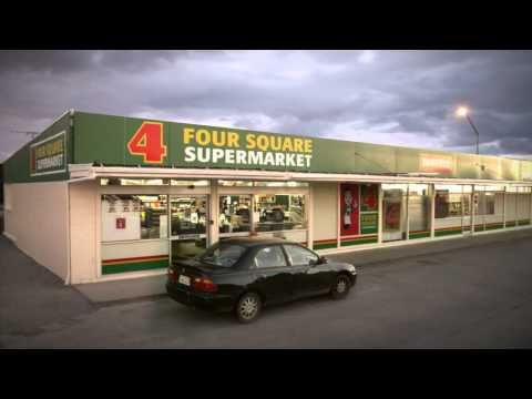 TV advert for Four Square's Christmas Club.