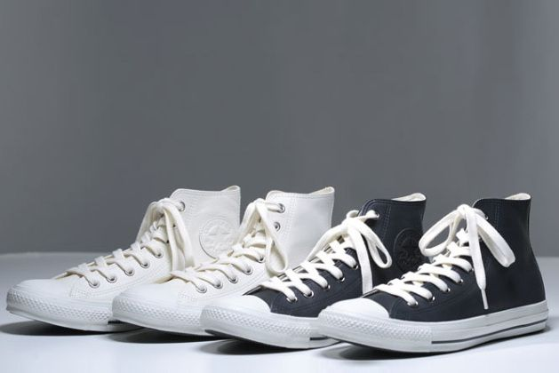 MHL. x Converse Chuck Taylor Leather Hi