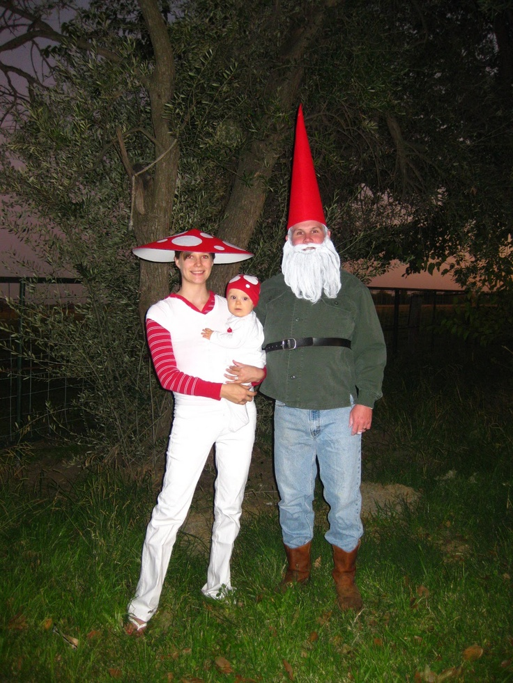 Diy Mushroom And Gnome Hats S And J Crafts Gnome And
